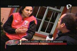 Claudio Pizarro confesó que aún tiene sueños y metas que cumplir