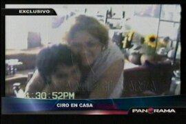 El retrato familiar de Ciro Castillo