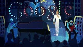 Google rinde homenaje a Freddie Mercury por sus 65 años de nacimiento
