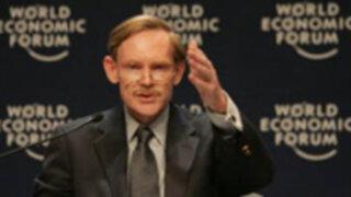Presidente del Banco Mundial considera improbable una nueva recesión global