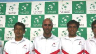 Tenistas de Perú y Paraguay fueron inscritas para la Copa Davis