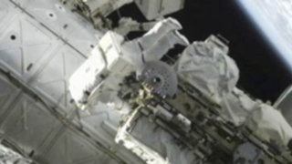 Astronautas se preparan para abandonar estación espacial en noviembre