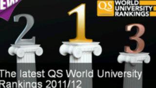 Ránking de las 300 mejores universidades de todo el mundo