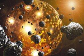 Metales preciosos son el resultado de asteroides que cayeron 200 millones de años atrás en la Tierra