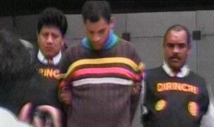 Policia captura a requisitoriado delincuente Robertito