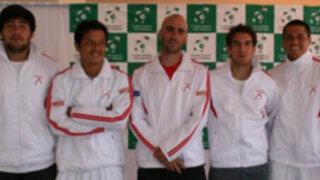 Perú saldrá con todo para enfrentar a Paraguay en la Copa Davis