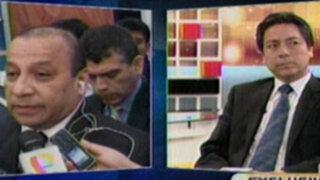 Jorge Villasante: Lamento que Burneo califique de deshonesto al ex presidente García