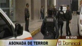 Asonada de terror en Lima por llamadas anónimas con amenazas de bomba