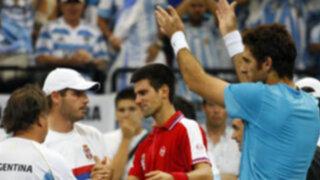 España y Argentina jugarán la final de la Copa Davis