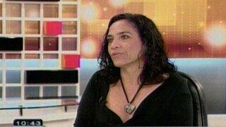 Actriz Wendy Ramos descarta volver a la televisión por el momento