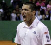 Beretta consigue el punto definitivo para que Perú avance en la Copa Davis