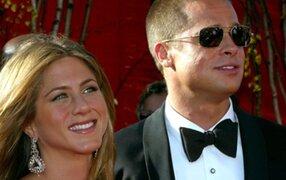 Jennifer Aniston molesta con Brad Pitt por decir que su matrimonio fue una farsa