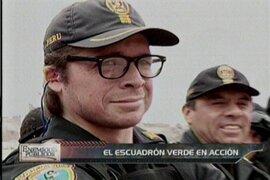 """Enemigo Público luchó contra el crimen con las """"Águilas Verdes"""""""