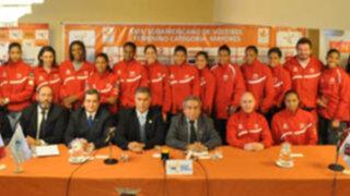 Sudamericano de vóley categoría mayores se inicia el 28 de septiembre en el Callao