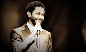 Kalimba presentó su nuevo disco con homenaje a Juan Gabriel