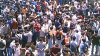 Cajamarca: estudiantes toman universidad protestando contra rector