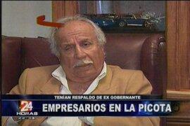Empresario Enrique Villasana realizó su descargó tras denuncias de estafa