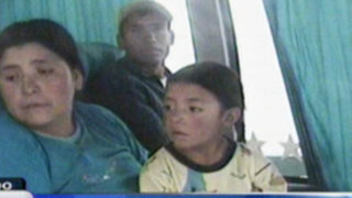 En Cajamarca fueron  sepultados los tres niños que murieron por intoxicación