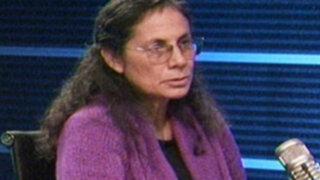 Patricia Salas: Gestión educativa buscará cerrar brechas con procesos inclusivos