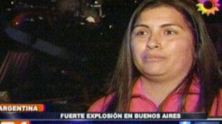 La explosión de un meteorito aparentemente habría matado a una peruana en Argentina