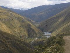 Encuentran camino Inca afectado por la naturaleza en la región Lambayeque