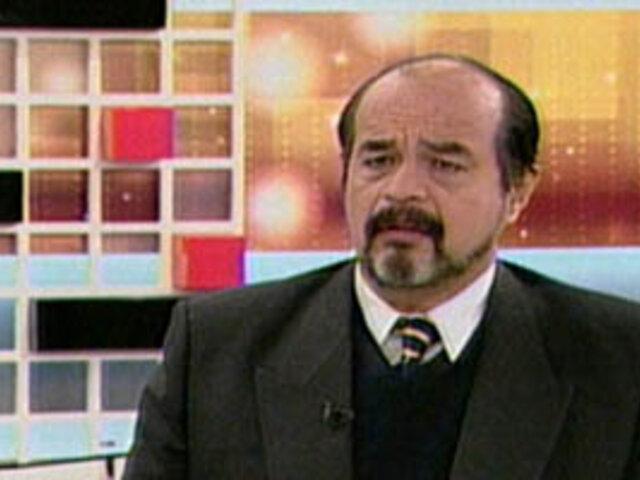 Congresista Mulder pide investigar a Nancy Obregón por vínculos con Sendero