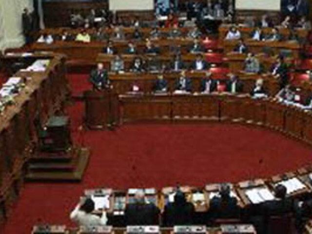 Debatirán norma para que presidentes regionales ahora sean gobernadores