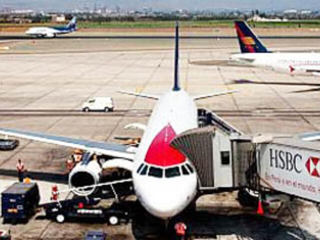 Gobierno está en la búsqueda de que más aerolíneas vuelen al Perú