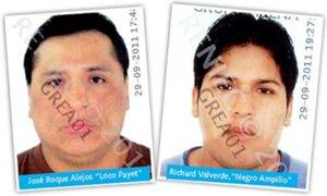 'Cholo Payet' fue trasladado a Piedras Gordas y 'Negro Ampilio' a Castro Castro