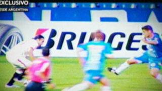 Universitario sacó valioso empate en Mendoza