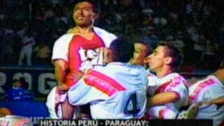 Resumen de los Perú vs Paraguay en las eliminatorias sudamericanas