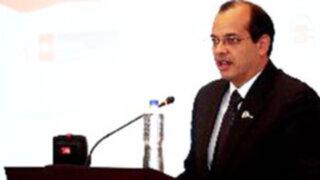 Ministro Castilla: Lucha anticorrupción traerá inversiones y hará crecer al país