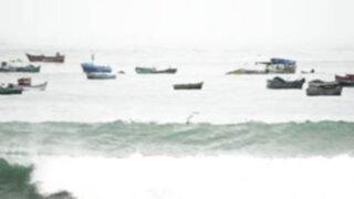 Oleajes anómalos se presentarán esta semana en el litoral peruano