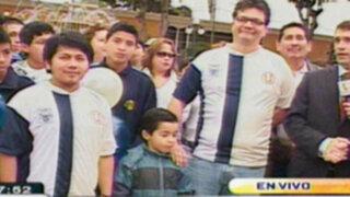 Rafael Santos: Erradiquemos la violencia en el deporte y  primaremos la paz entre los peruanos