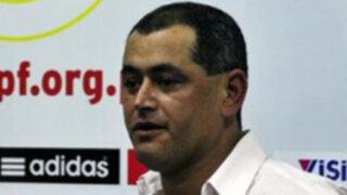 """Estratega paraguayo """"Chiqui"""" Arce  tiene casi definido el once que jugará con Perú"""