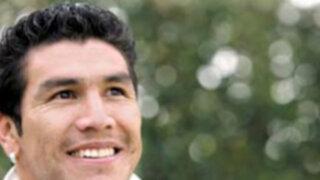 Acompañados por Salvador Cabañas selección de Paraguay llegó a Lima
