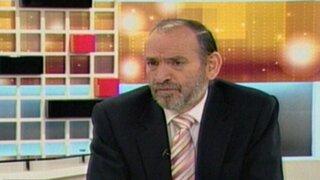 Yehude Simon: Si encuentran corrupción en Gobierno de García que lo encierren