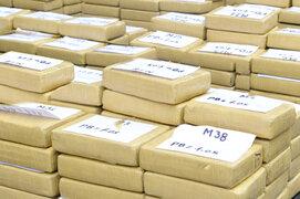 Fiscales viajan al VRAE para investigar droga incautada el último viernes