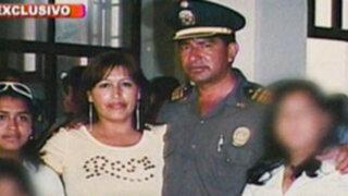 Policía es sorprendido tratando de abusar de su hijastra