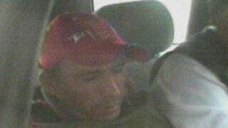 Policía captura al presunto asesino de joven travesti quemado en Atocongo