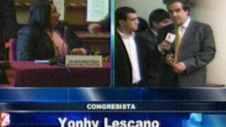 No prosperó pedido de censura contra ministra Aída García Naranjo