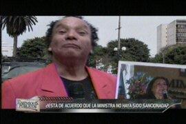 Nueva Melcoencuesta preguntó en las calles por la interpelación a la ministra García Naranjo