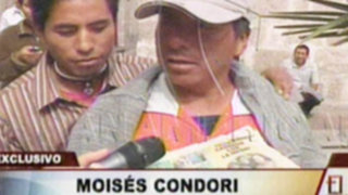 El Dominical habla con Moisés Condori testigo clave del Caso Ciro Castillo