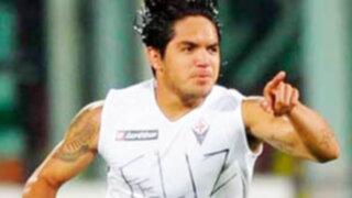 DT de Fiorentina: Espero que Juan Vargas se recupere pronto