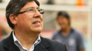 Ordenan excarcelación de Guillermo Alarcón, expresidente de Alianza Lima