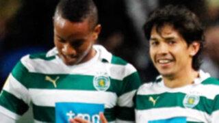 Con André Carrillo Sporting de Lisboa aplastó 6-1 a Gil Vicente