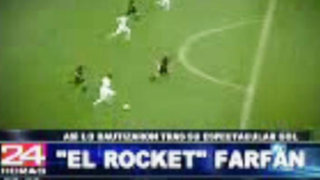Farfán y Carrillo destacaron en la última fecha del fútbol en Alemania y Portugal