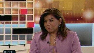 """Exministra María Zavala: A Omar Chehade le gustaba la """"peliculina"""""""