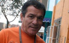Humorista Miguel Barraza fue internado de emergencia en una clínica de Chorrillos