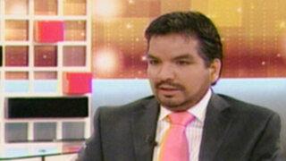 Julio Arbizú: Procuraduría ya inició las investigaciones sobre el caso Chehade